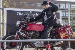 Café Racer Treffen Ninove 2018-14R