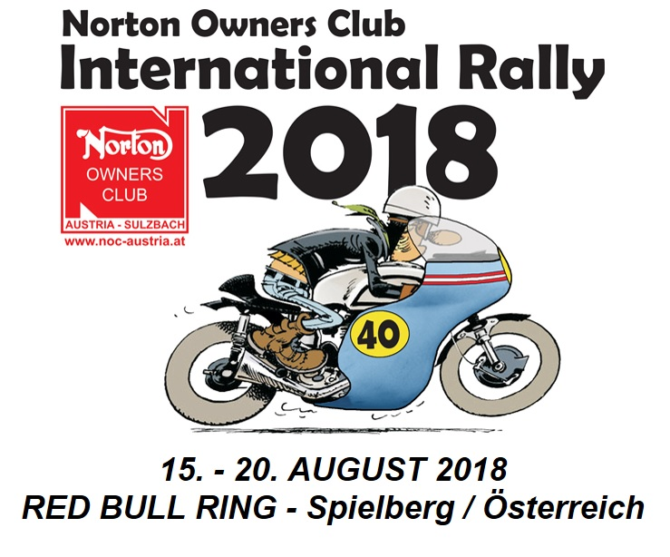 Int.NOC Rally Austria - flyer