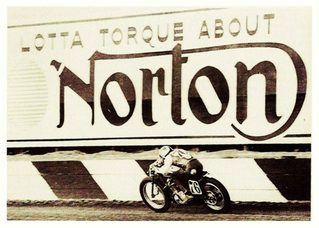 Norton Owners Club Flanders Branch